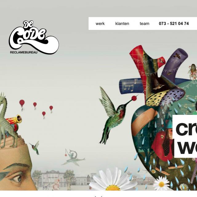 De Code - Website